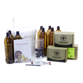 "Мини-пивоварня ""Mini Beer Kit Deluxe"" Giftozon"