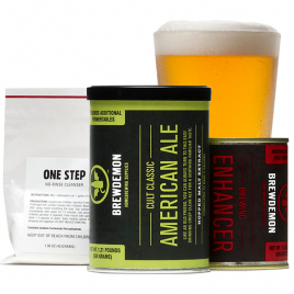 Пивная смесь BrewDemon Americal Ale Basic
