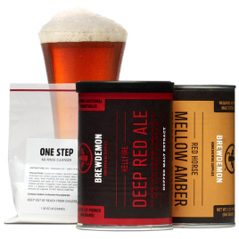 Пивная смесь BrewDemon Deep Red Ale Plus